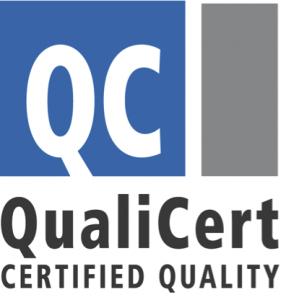 Wir sind zertifiziert von QualiCert