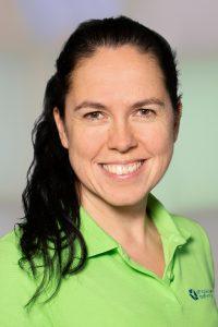 Kerstin Stühler Fitnessinstrukrtorin